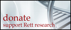 Rett Syndrome Donation Site
