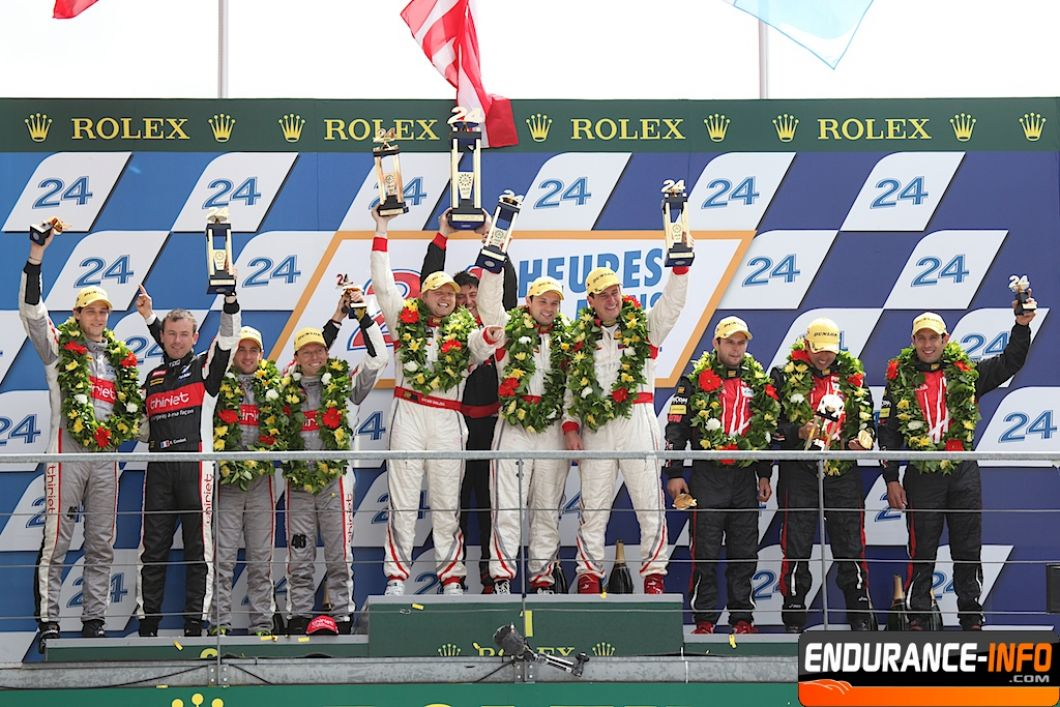 J5-JulieSueur LeMans2012 Podium 12
